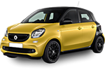 smart forfour essence
