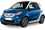 smart fortwo coupe essence